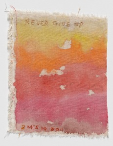 02. Never Give Up