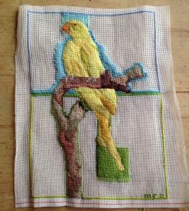 Yellow Bird #1