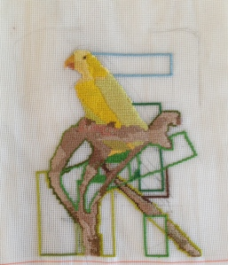 02. yellow bird