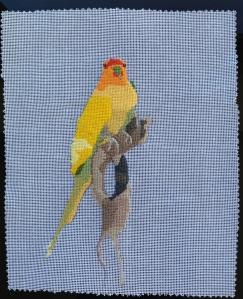 "04. yellow bird image size 81/2"" x 101/4"""